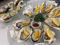 料理メニュー写真.毎日がハッピーアワー!17:00~18:00は国産の生牡蠣が1ピース350円