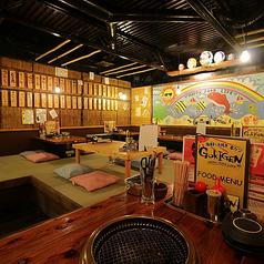 海鮮 浜焼き 串カツ GOKIGENの特集写真