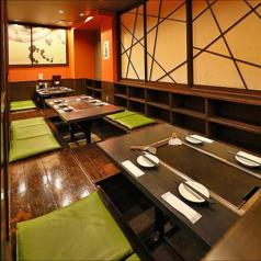 お好み焼きは ここやねん 姫路飾磨店の雰囲気1