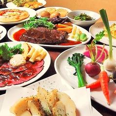 お肉と神戸野菜とワインとチーズ トロロッソ TOROROSSOの写真