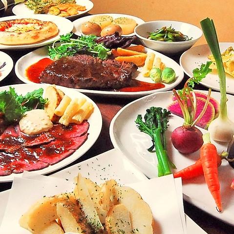 お肉と神戸野菜とワインとチーズ TOROROSSO(トロロッソ)