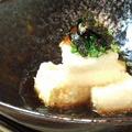料理メニュー写真若鶏のモモ唐揚/手羽先唐揚/揚げだし豆腐/揚げだし餅