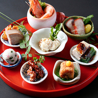 四川と日本食が融合した新しい中華