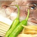 料理メニュー写真鯛のアラ炊き