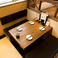 ご家族でのお食事にもぴったり★4名様用のテーブル席を豊富にご用意しております!