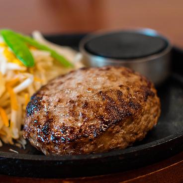 炭火粗挽きハンバーグ 黒牛セブン7のおすすめ料理1