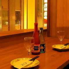 遊食亭 えくぼ 熊本下通り店の雰囲気1