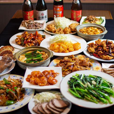 台湾料理 龍川家和(りゅうせんかわ) 北方店