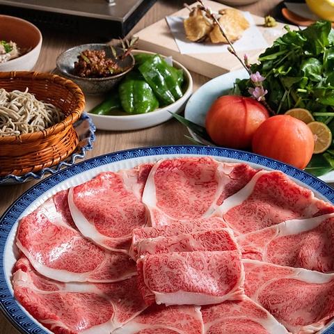 牛タンしゃぶしゃぶで有名な『由乃』より、すき焼きと蕎麦が味わえる新業態が登場!