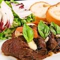 料理メニュー写真牛フィレ肉の地中海風バルサミコソース