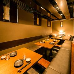 個室居酒屋×和食バル HAKKAISAN 柏駅前店の雰囲気1