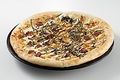 料理メニュー写真照り焼きチキンピザ
