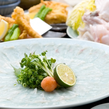 鯨とらふぐ専門 ふぐくじらのおすすめ料理1
