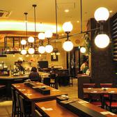 プロント PRONTO CAFFE&BAR JRクレメントイン高松店の雰囲気2