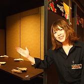 4名様程度の個室です!!岡山駅周辺で個室の居酒屋と言ったら、若の台所岡山駅前店です♪是非、当店をご利用ください!また、どのようなことでも一度お問い合わせください。できる限り、ご相談にお乗りします!お待ちしております!!