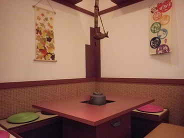 日本茶カフェ 彩茶の雰囲気1