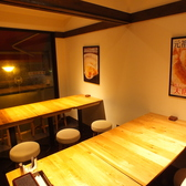 【2F】グループ宴会におススメ!!12名様までOK♪テーブル席