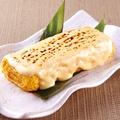 料理メニュー写真炎のとろ~りチーズのだし巻き玉子