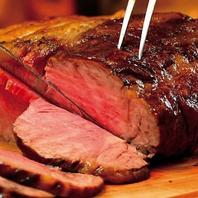 こだわりの厳選食材で彩る極上肉バルメニュー!