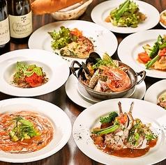 フランス食堂Odettoの写真