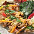 料理メニュー写真お肉5種のビステック盛り合わせ(メキシコ風グリル)