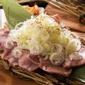 料理メニュー写真ネギ豚タン