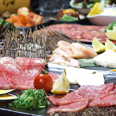 京都七条焼肉酒場 やまだるまのコース写真