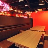 Korean Dining ハラペコ食堂 GEMSなんば店の雰囲気3
