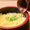 料理メニュー写真焼サバ寿司(ひまつぶし風にあご出汁)
