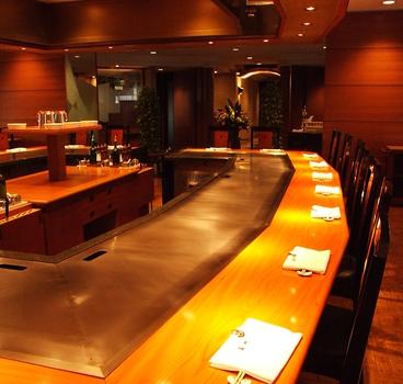 帝国ホテル東京 嘉門の雰囲気1