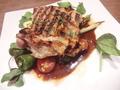 料理メニュー写真匠、大山鶏のロースト