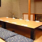 12名様までOKの個室。会社宴会や仲間同士の集まりなど、様々な場面でご利用ください。※写真はイメージです