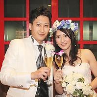 結婚式2次会に嬉しいサービスの数々♪