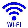 Wi-fi置いています。ご利用の際はスタッフにお問いかけ下さい!!