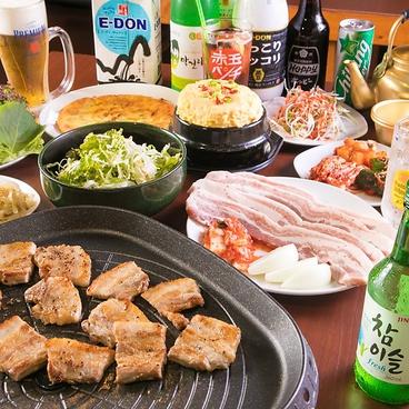 チョンサチョロン 下赤塚のおすすめ料理1