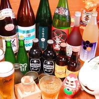 【単品飲み放題】生ビール・地酒4種含む