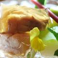 料理メニュー写真かすべの煮こごり/豚角煮