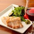 料理メニュー写真「島豚KAZUGORO」のロースステーキ