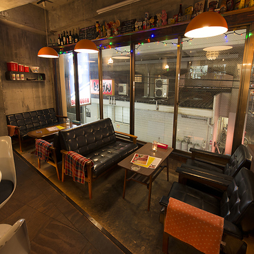 Dining and Bar トイボックスダイナー TOY BOX DINERの雰囲気1