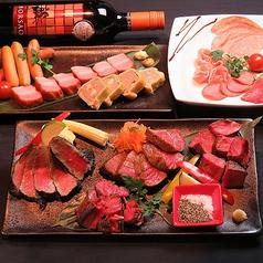 くつろぎ個室とお肉寿司 Dining Bar Sinzanの特集写真