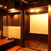 スクリーンも完備なのでご宴会にも最適◎最大46名様までOK!