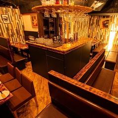 シュラスコ肉酒場 ミートハウス 上野駅店の雰囲気1