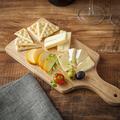 料理メニュー写真チーズミストプレート