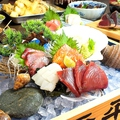 料理メニュー写真【人気NO.1】好きな鮮魚を選んで自分だけの刺身盛り合わせ