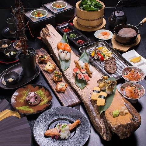 忍者によるおもてなし体験★楽しいコース料理に忍術まで♪誕生日・記念日サプライズ◎