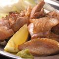 料理メニュー写真親鶏コリコリ焼き