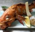 料理メニュー写真きんき鯛(オホーツク産)