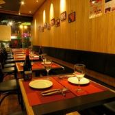 あか牛Dining よかよか yoka-yoka 熊本 銀座通り店の雰囲気3