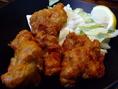 鶏のから揚げ:450円(税抜)