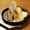 料理メニュー写真鉄板焼き フレンチトースト(メープルシナモン)